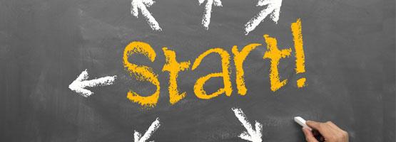 FS - Bewerber - Start