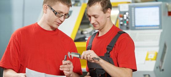 Job - CNC-Dreher